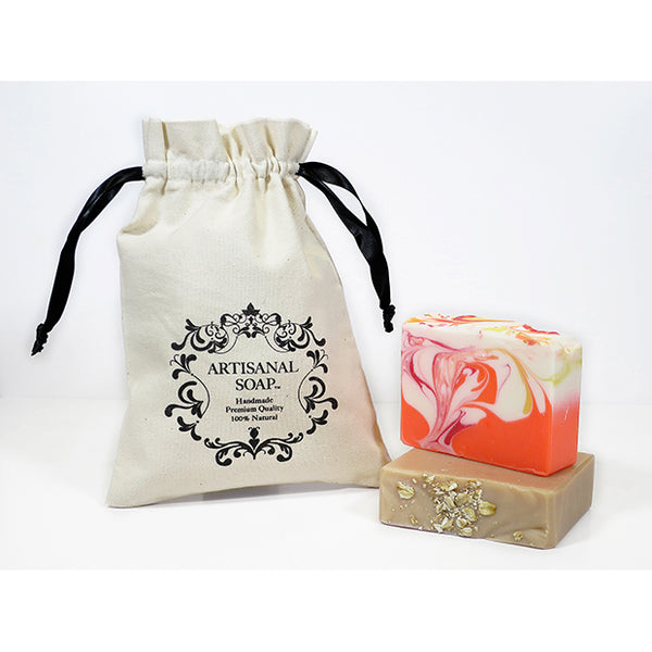 Honey & Tangerine Soap Gift Set