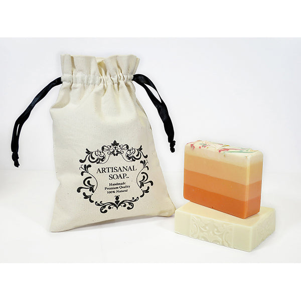 Goat Milk & Floral Tea Soap Gift Set