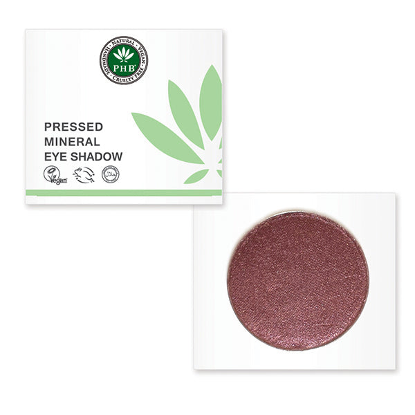 Pressed Mineral Eye Shadow - Grape