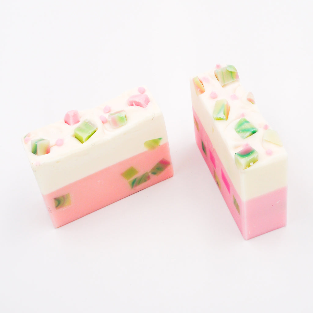 Rose & Apple Handmade Soap