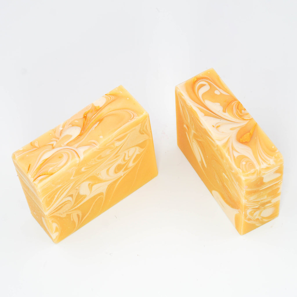 Golden Lemon Myrtle Soap