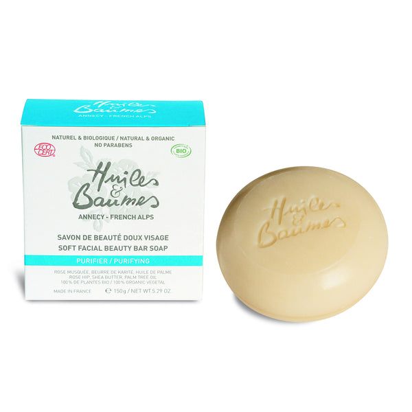 Soft Facial Beauty Bar Soap