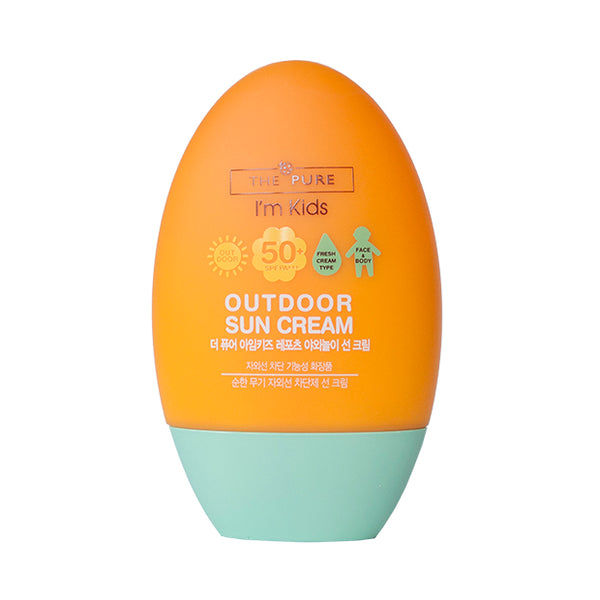 The Pure I'm Kids Outdoor Sun Cream SPF50+, PA+++