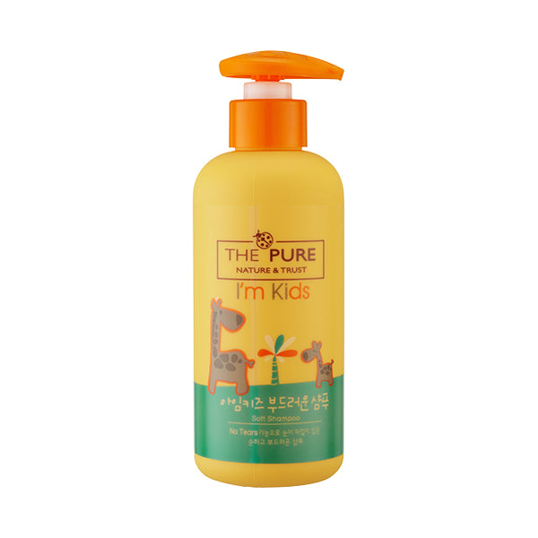 The Pure I'm Kids SOFT SHAMPOO
