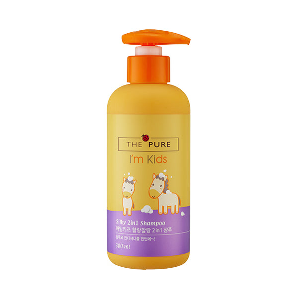 The Pure I'm Kids  SILKY 2-IN-1 SHAMPOO