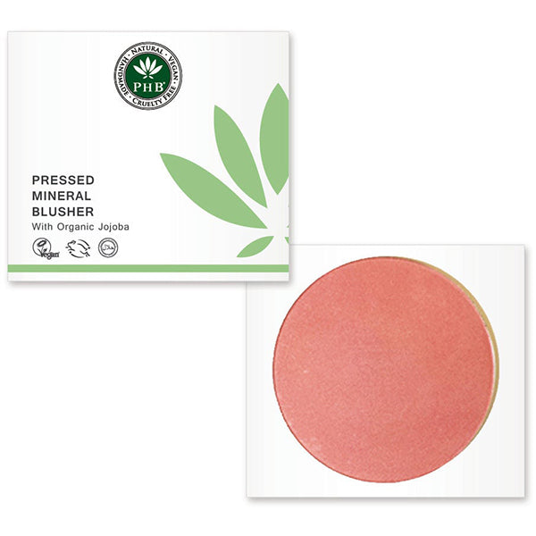 PHB Pressed Mineral Blusher: Blossom