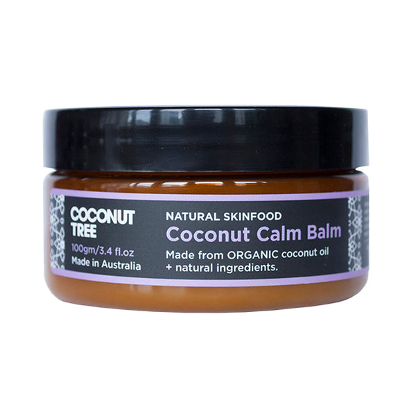 COCONUT CALM BALM-Perfect for Mum + baby(100g)