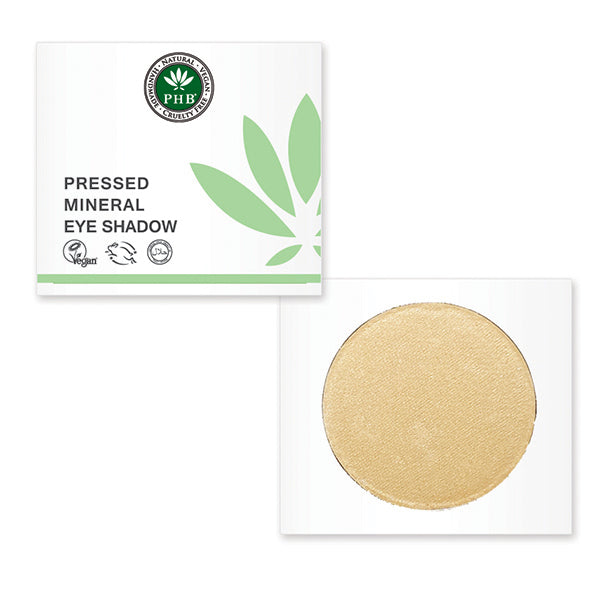 Pressed Mineral Eye Shadow - Almond