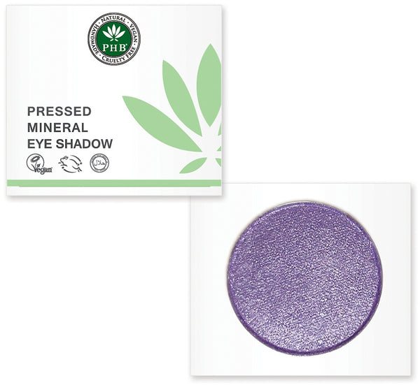 Pressed Mineral Eye Shadow - Amethyst