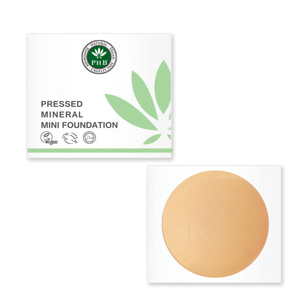 Mini Pressed Foundation: Medium