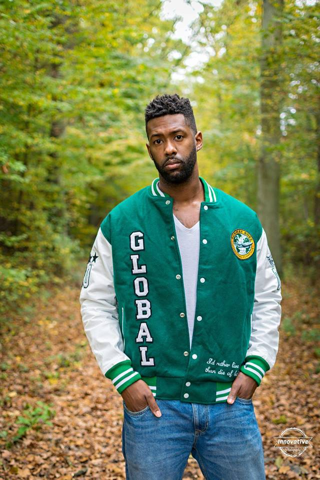 Runway Boyz Global Flight Jacket