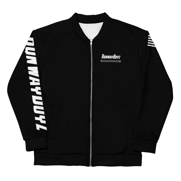 Fly By Bomber Jacket