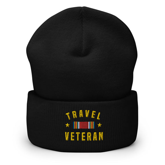 Travel Veteran Beanie