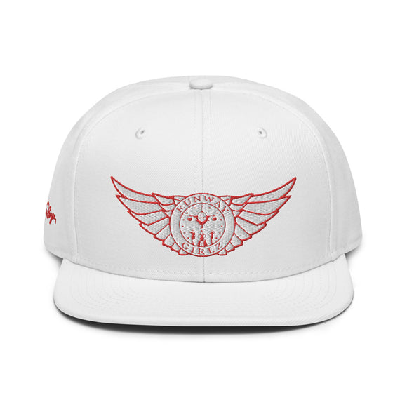 Runway Girlz Logo Snapbacks (Two Color)