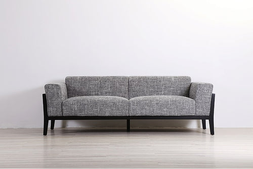 Grey Loveseat Sofa