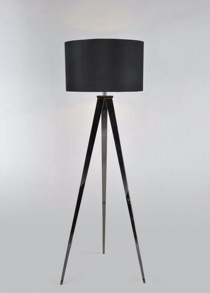 Stilt Black Floor Lamp