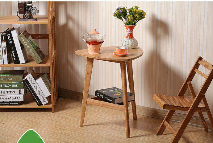 Bamboo Leisure Corner Table