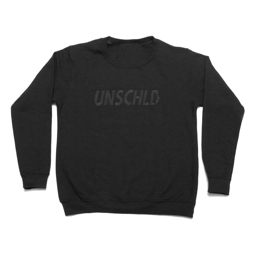 Logo Crewneck (Black)