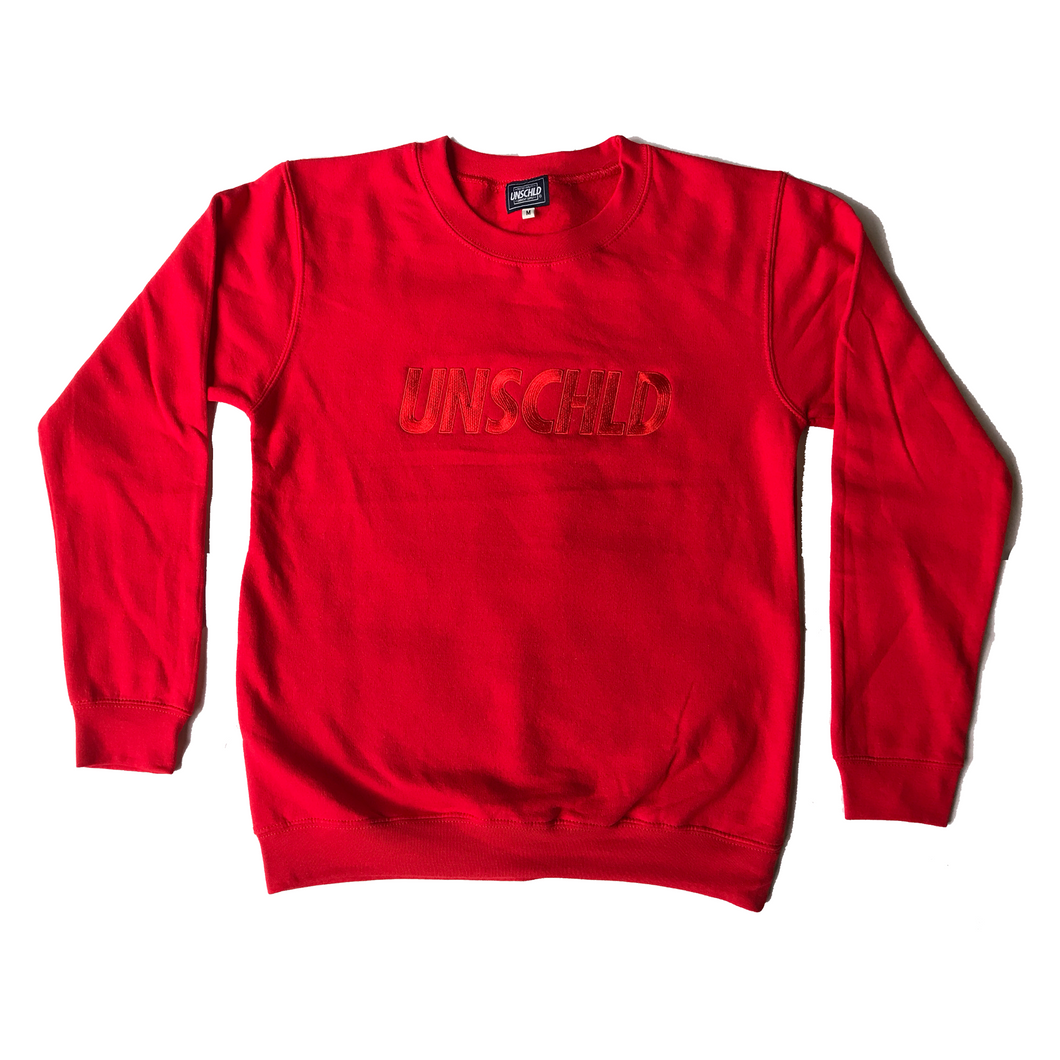 Logo Crewneck (Red)