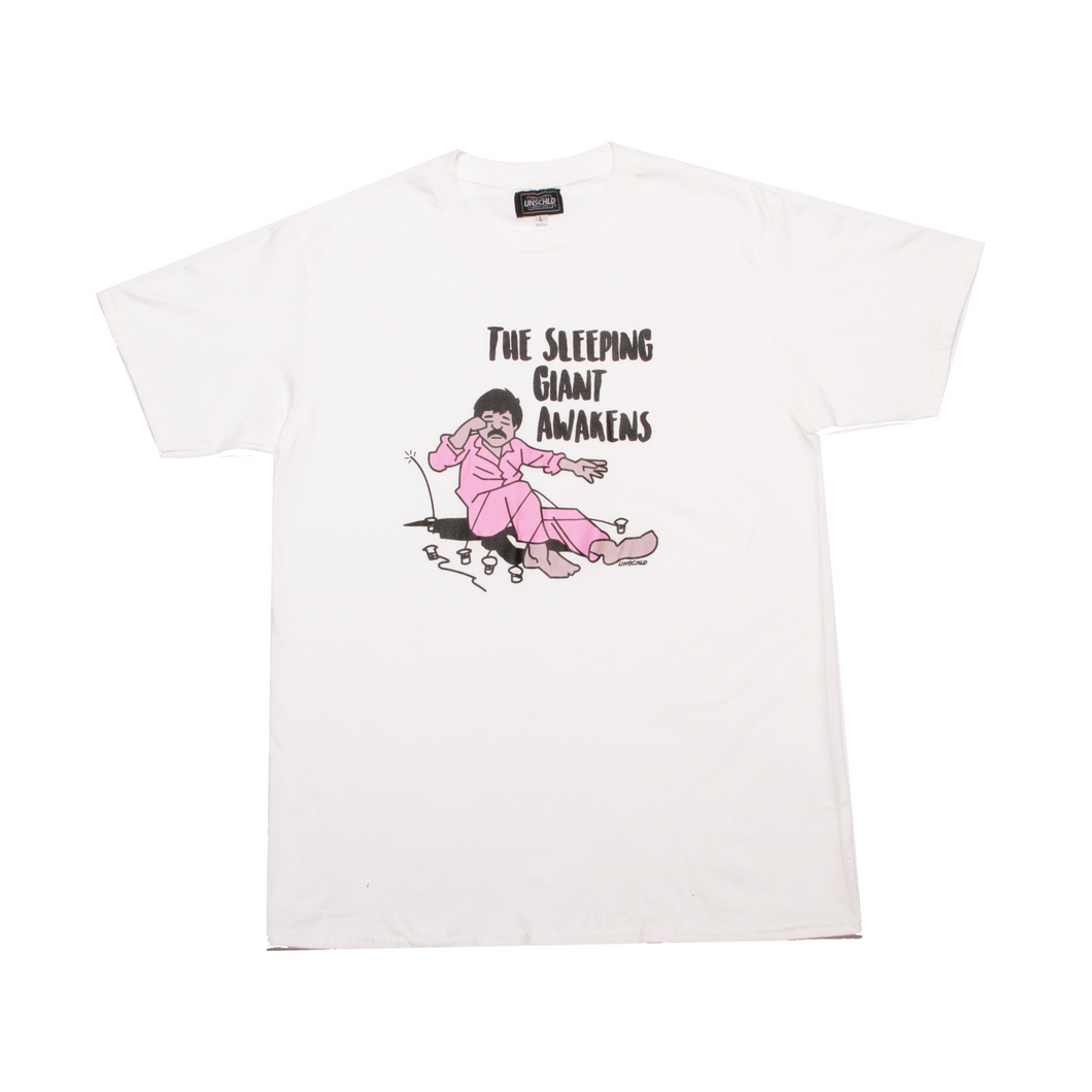 Sleeping Giant Tee (White)