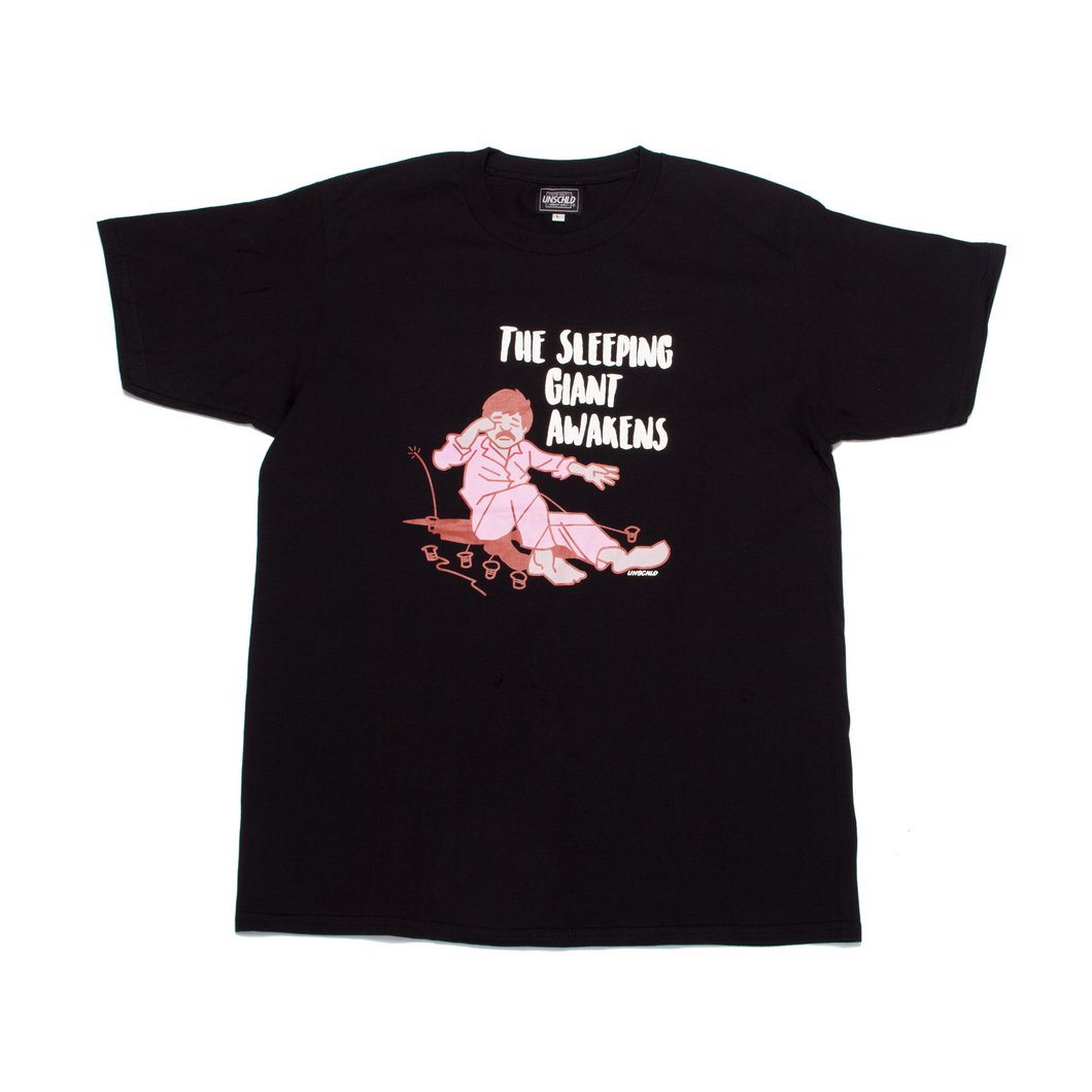 Sleeping Giant Tee (Black)