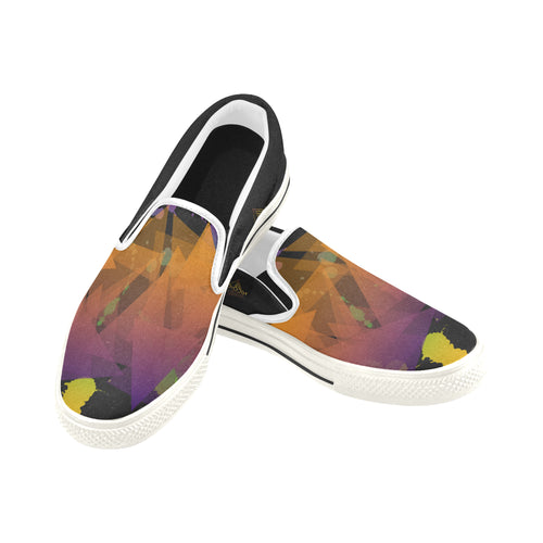 Splash - Men's Slip-on Canvas Shoes