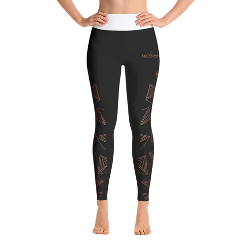 Nico & Co Yoga Leggings