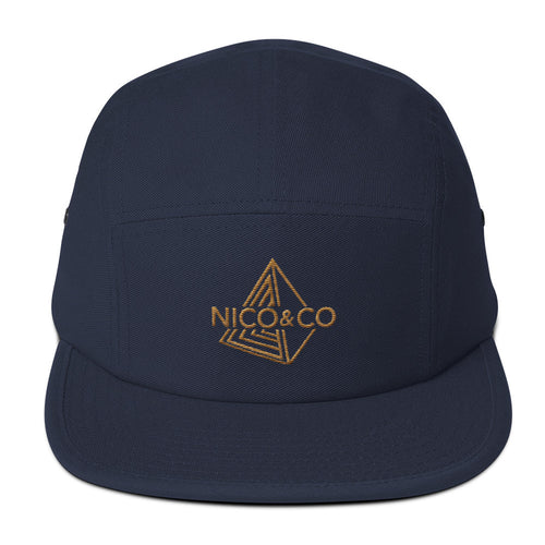 Pyramid Nico&Co - Five Panel Cap