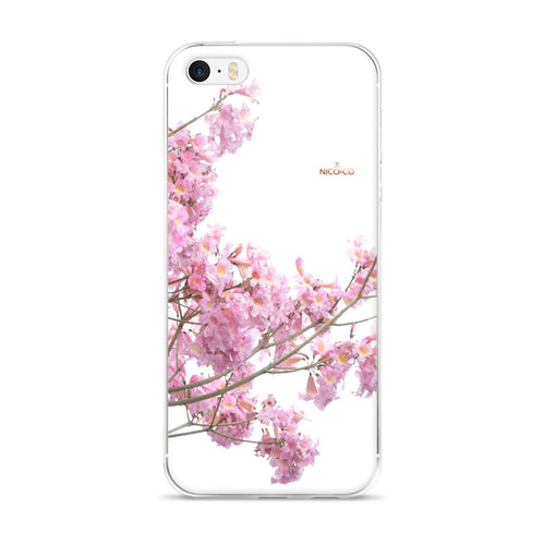 iPhone 5/5s/Se, 6/6s, 6/6s Plus Pink Case