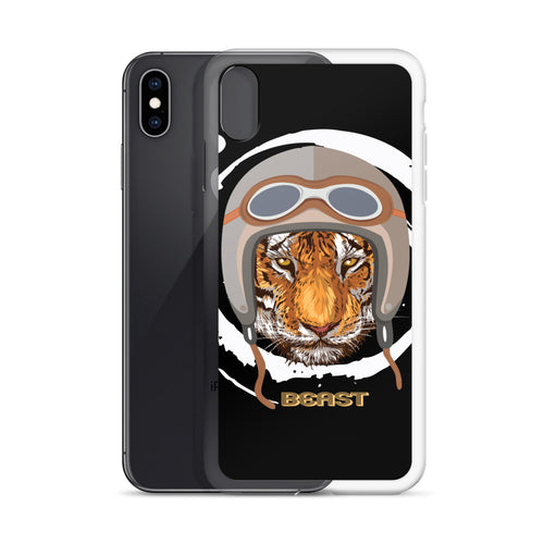 Beast - iPhone Case