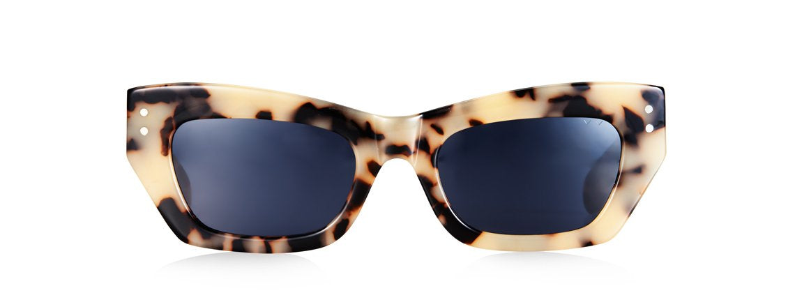 BEC + BRIDGE X PARED - PETITE AMOUR SUNGLASSES - COOKIES & CREAM