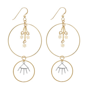 LA MAIN EARRINGS