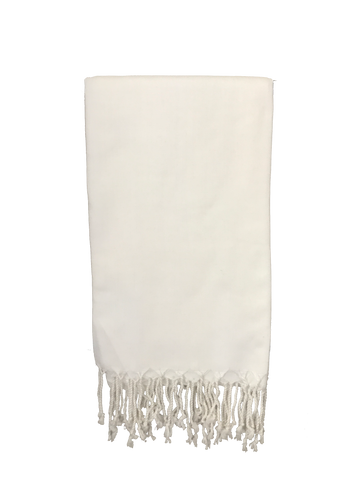 TURKISH TOWEL - OFF WHITE