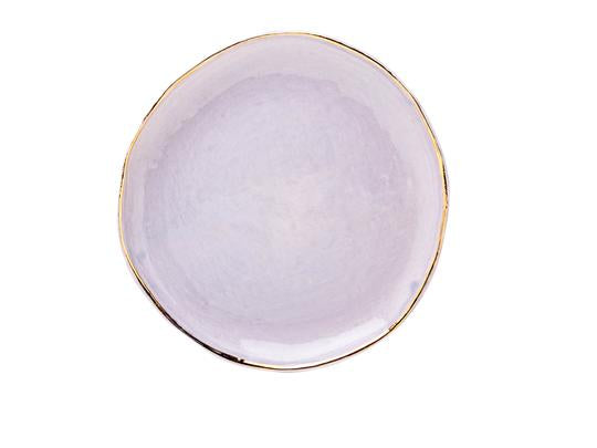 SMALL PASTEL PLATE - LILAC