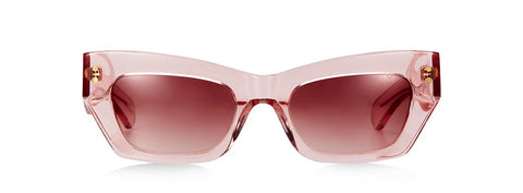 BEC + BRIDGE X PARED - PETITE AMOUR SUNGLASSES - PINK