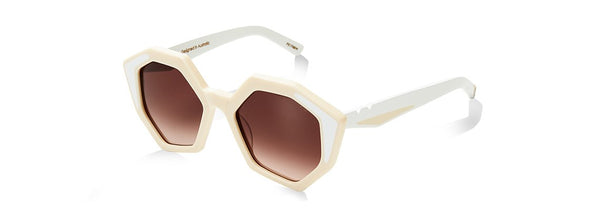 SOLE & MARE SUNGLASSES - IVORY