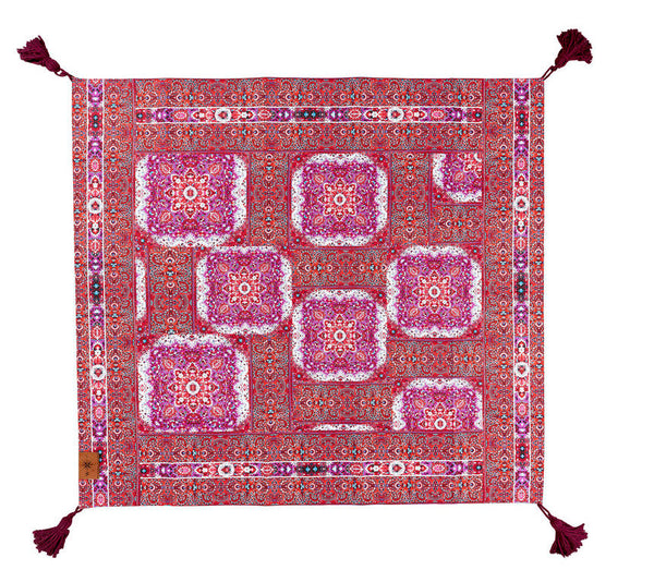 PICNIC RUG - CRIMSON SUNSET