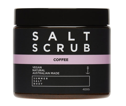 SALT SCRUB - COFFEE