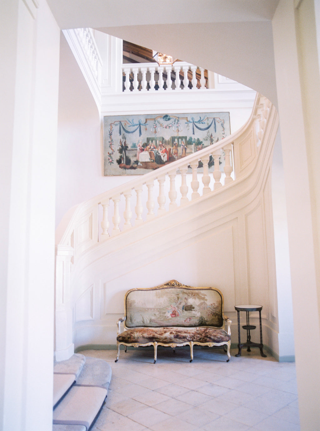 Chateau du Grand Luce photo by Audrey Neracoulis