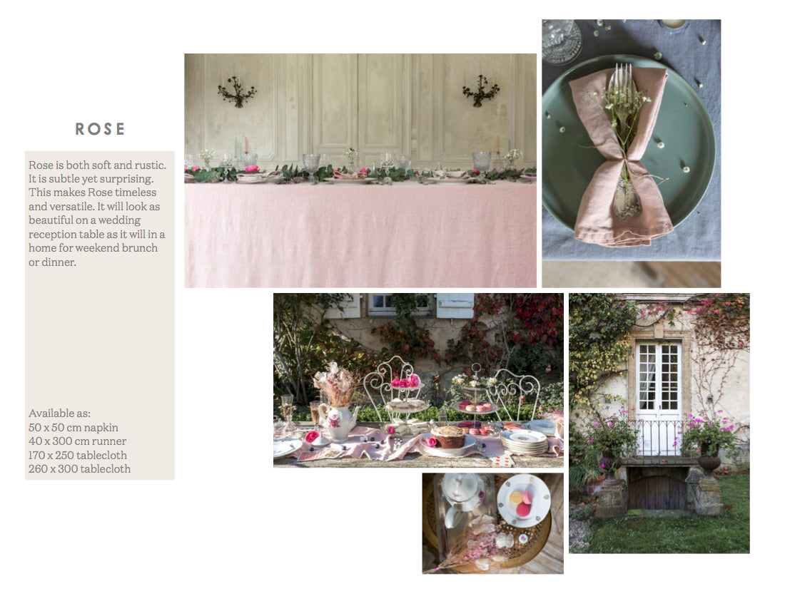 Madame de la Maison Lookbook