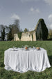 Mont Blanc Linen Tablecloth 170 x 250