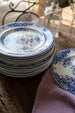 set of antique plates | Sold on www.madamedelamaison.com