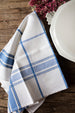 Set of 2 Vintage French Kitchen Towels
