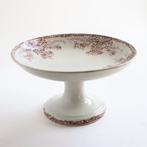 Porcelain Fruit Stand | sold on Madame de la Maison