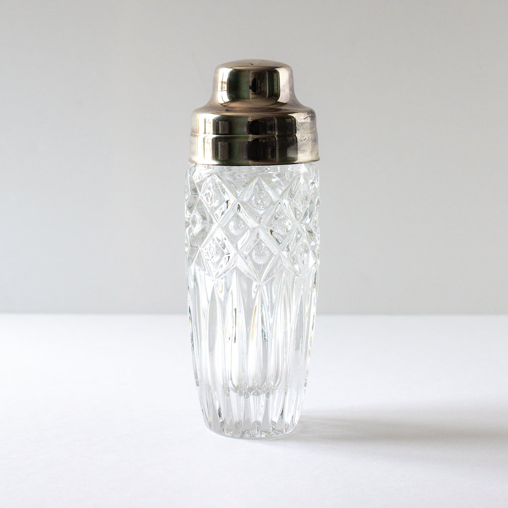 Beveled Cocktail Shaker