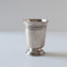 Antique silver Christofle tumbler sold on Madame de la Maison
