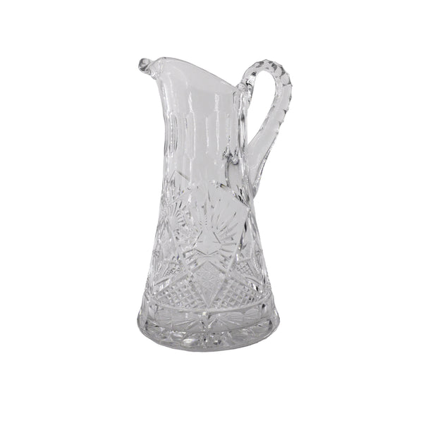 Antique cut crystal carafe | Sold on www.madamedelamaison.com