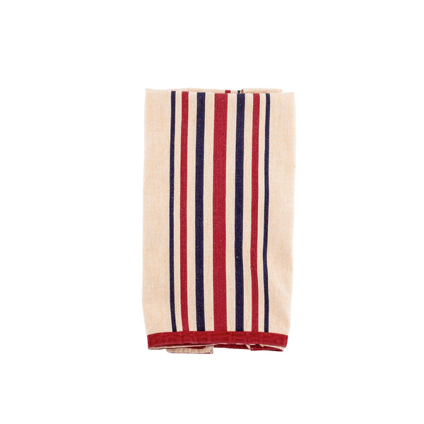 Antique French kitchen towels | sold on www.madamedelamaison.com