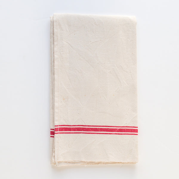 Vintage Linen Kitchen Towels