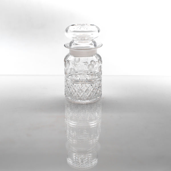 rare antique mason jar by Thomas Webb | sold on www.madamedelamaison.com
